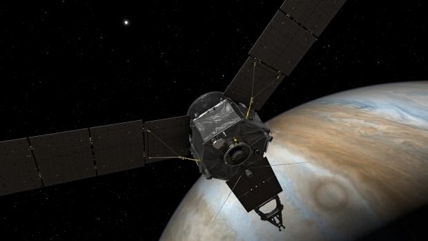 Juno makes introductions with Jupiter
