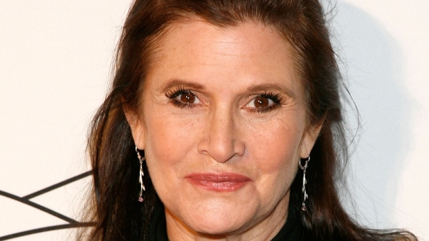 Fans across the universe mourn the loss of Carrie Fisher