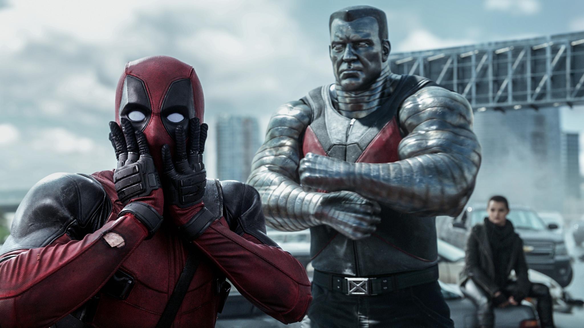 Deadpool at the Oscars?!?