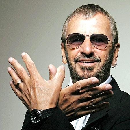 The art of Ringo Starr