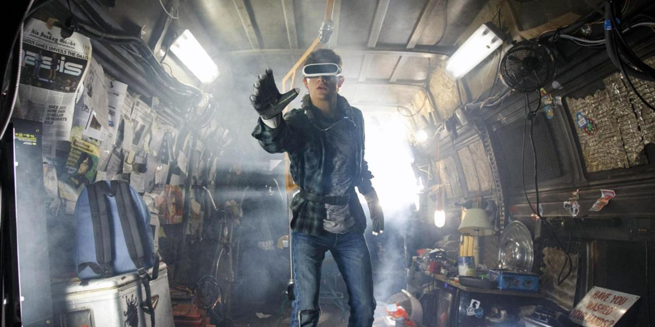 Hollywood Weekend News : Ready Player One - March 25th, 2018