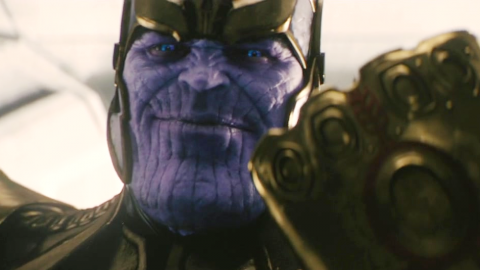 Hollywood Weekend News : Thanos demands your silence - April 29, 2018