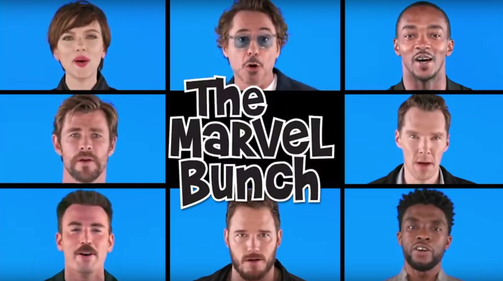 The Marvel Bunch? & A Disney Sports Moment