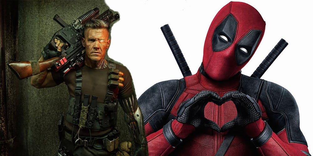 Hollywood Weekend News : Deadpool dances towards theaters - May 6th, 2018