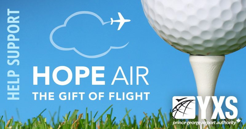 Prince George Airport Authorities 16th Annual Charity Golf Tournament