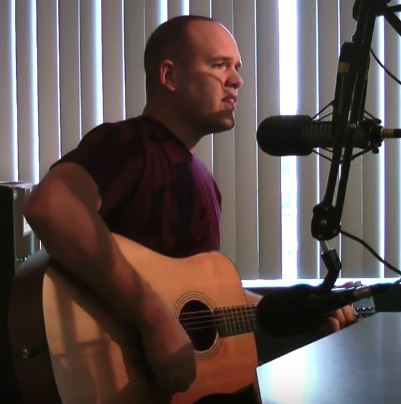 Ben Brown - Live on The Drive