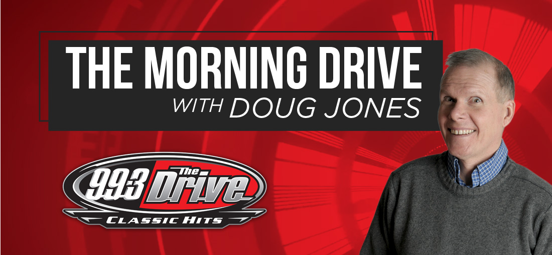 The Morning Drive with Doug Jones