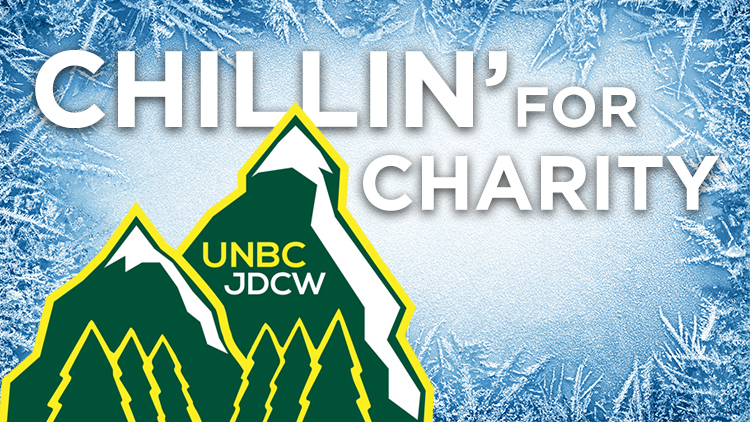 UNBC JDC West Chillin for Charity