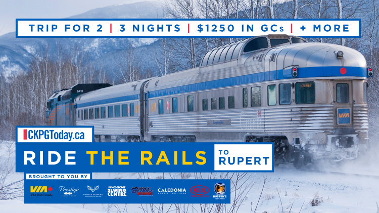 Ride the Rails to Prince Rupert