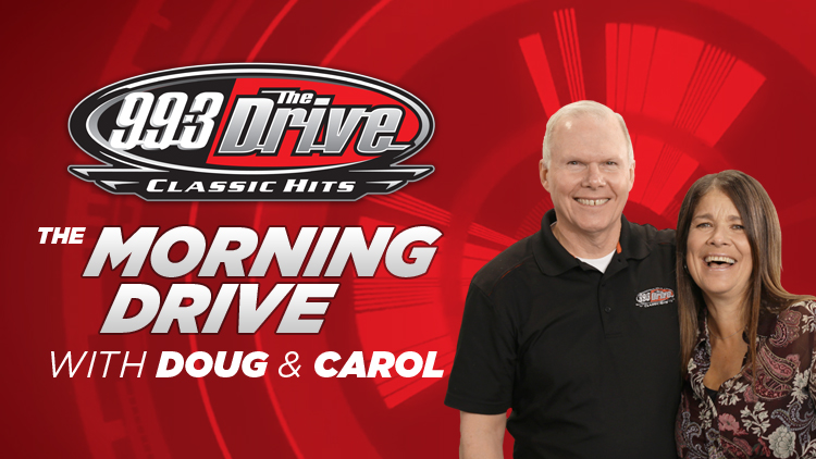 Feature: https://www.993thedrive.com/morning-drive-with-doug-jones/