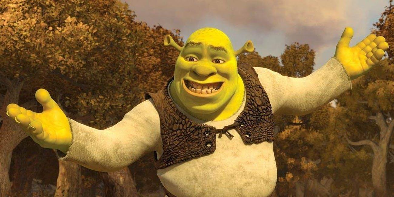 Hollywood Weekend News : November 11, 2018 - Shrek rebooted