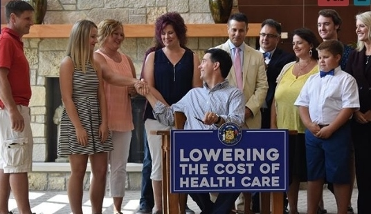 Wisconsin Governor Offering Insurance Proposal