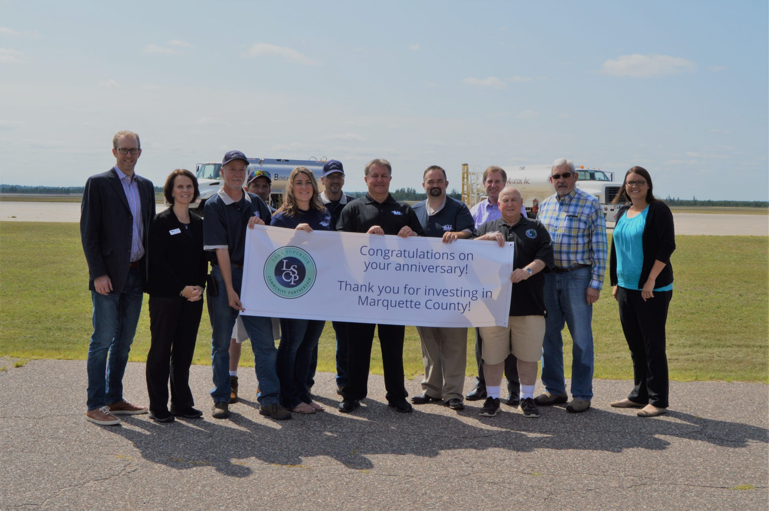 Boreal Aviation Celebrates Its 20th Anniversary