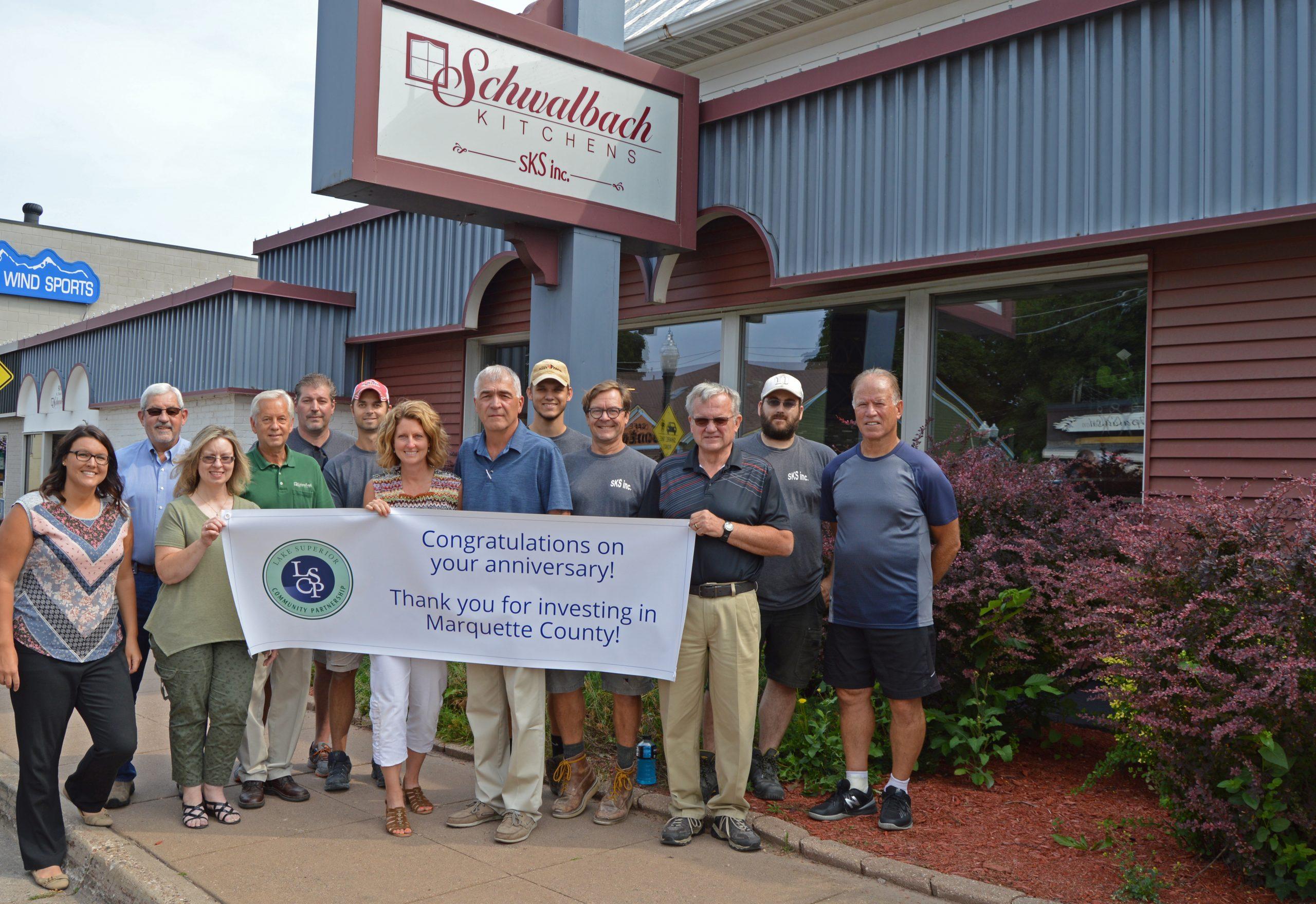 Schwalbach Kitchens Celebrates 40th Anniversary