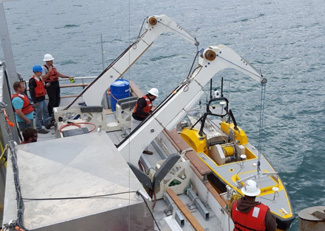 New Marine Autonomy Research Site In Houghton