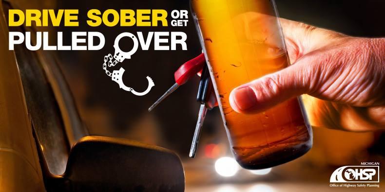 Drunk Driving Crackdown Through Labor Day