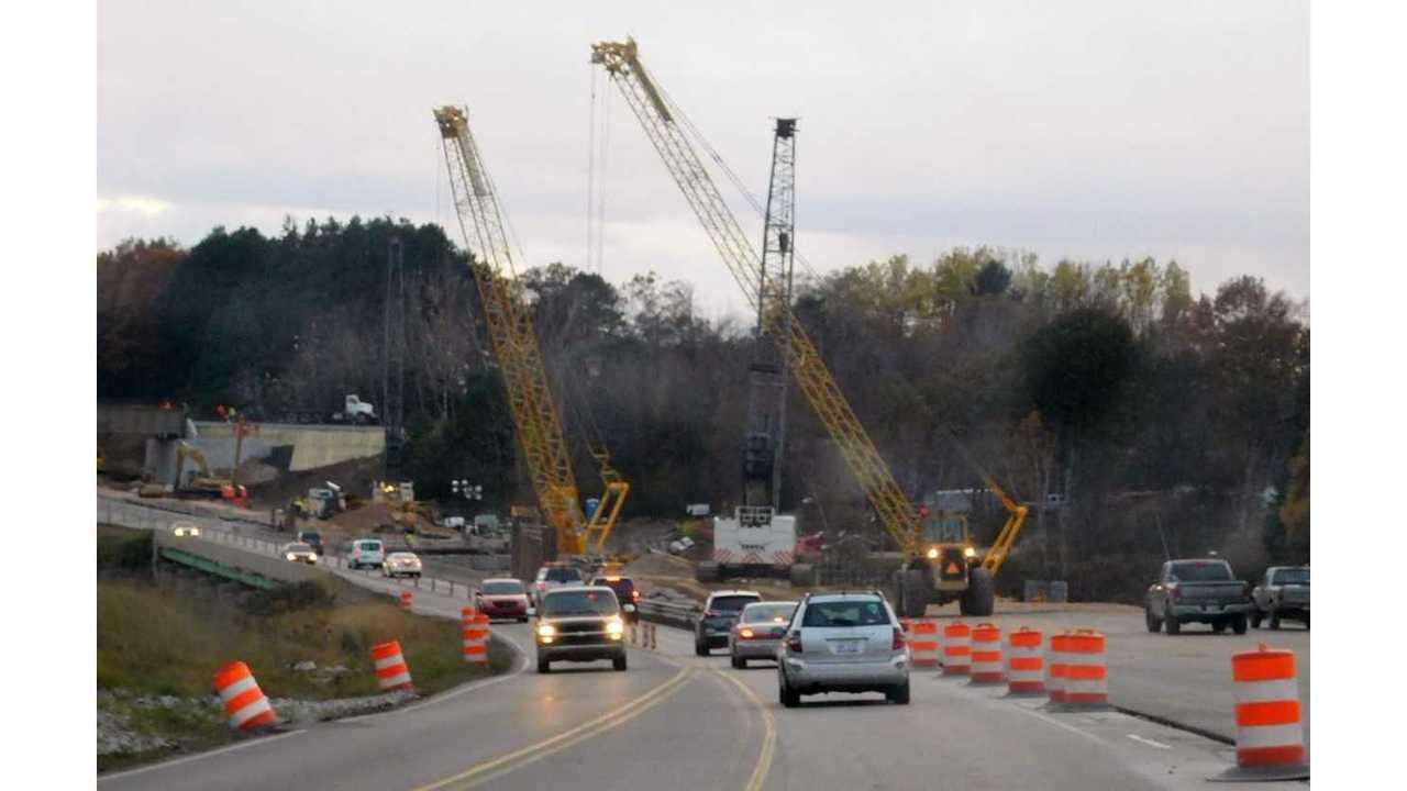 US-2 Escanaba River Bridge Detoured Again Thursday