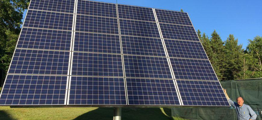 New Solar Energy Program Being Offered Across U.P.