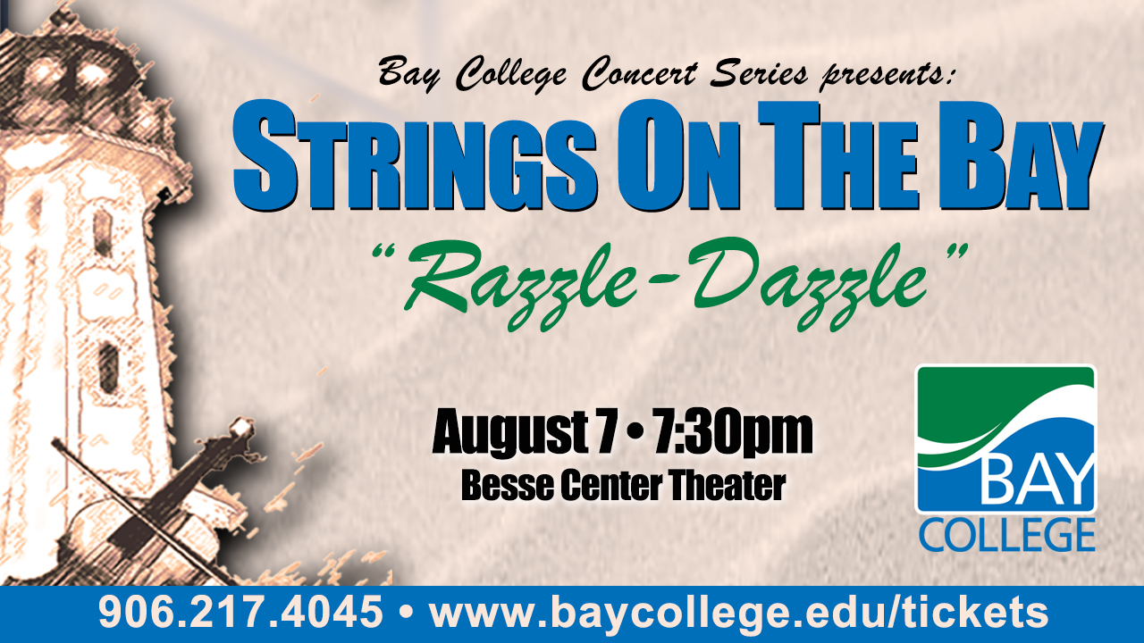'Strings On The Bay' Wraps Up Tuesday Night