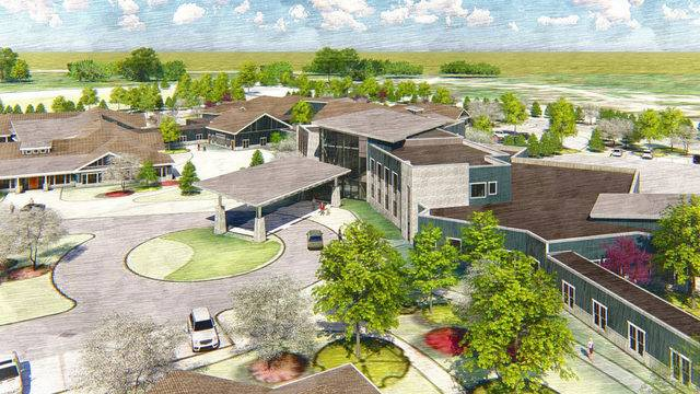 State Buys Land For New Veterans Facility