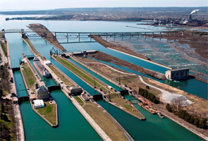 Michigan Senators Applaud Passage Of Soo Locks Funding