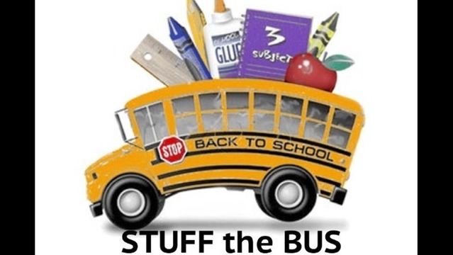 'Stuff The Bus' Event Monday In Marquette