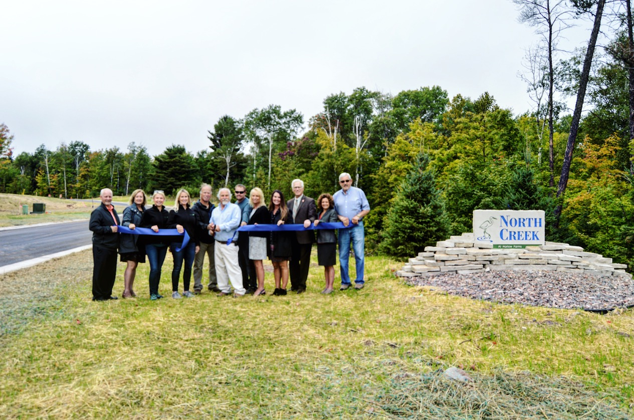 Harbor View Development Corp. Holds Ribbon Cutting