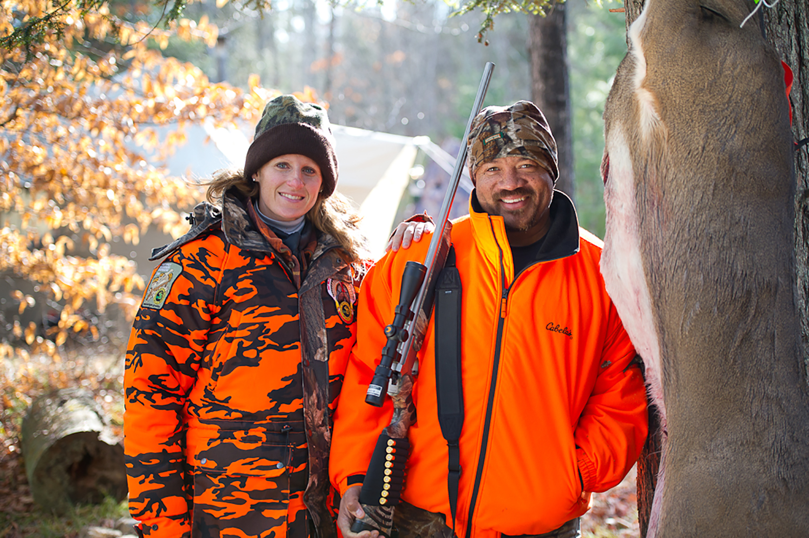 DNR Expects Good Success For U.P. Deer Hunters