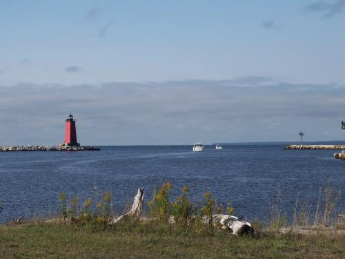 Coast Guard To Do Exercises In Manistique Harbor