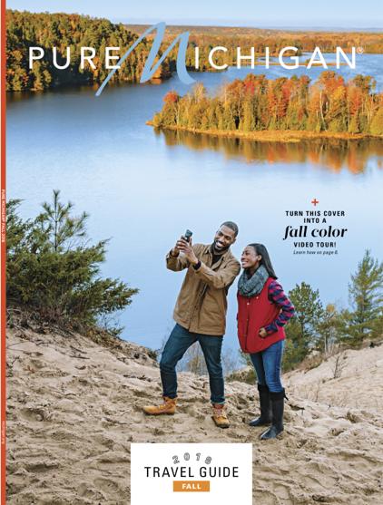 Pure Michigan Kicks Off Fall Tourism Campaign