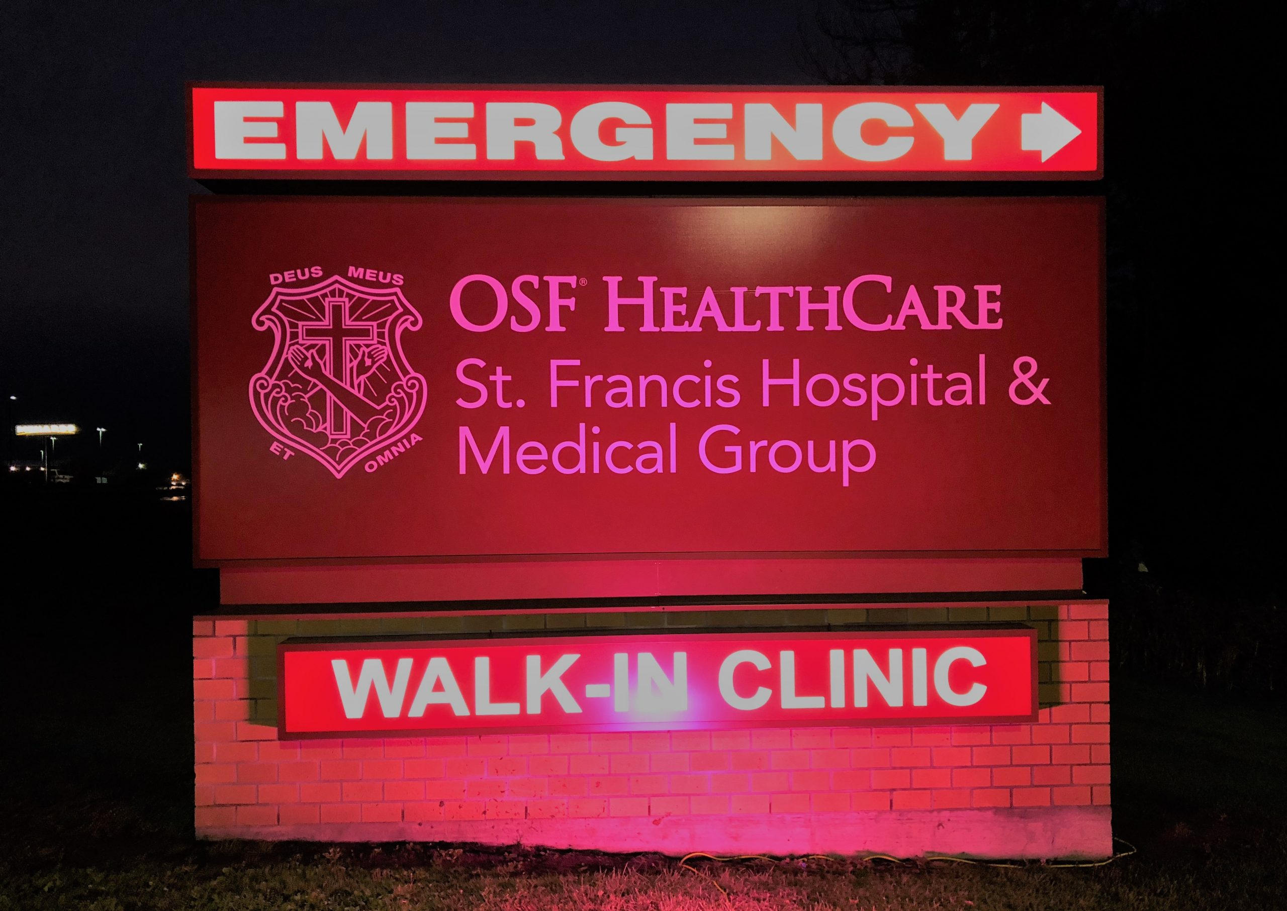 OSF Recognizes Breast Cancer Awareness Month