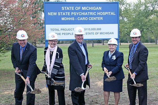 Groundbreaking For New Downstate Psychiatric Hospital