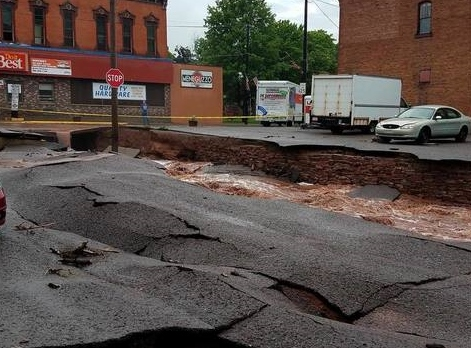 Snyder Approves Matching Funds To Help With U.P. Floods