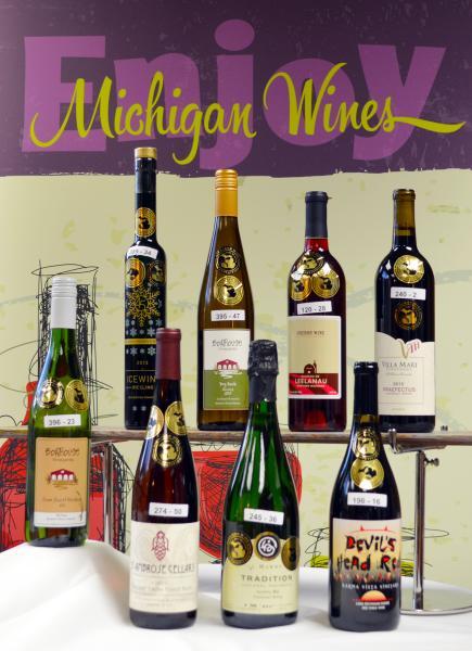 Illegal Wine Shipments Cost Michigan Tax Revenue