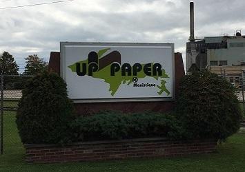 U.P. Delegation Celebrates Manistique Paper Mill Support