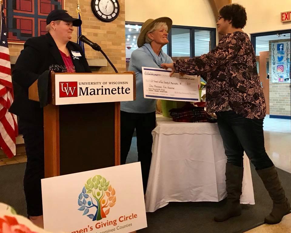 Marinette/Menominee Women Get Free Perishable Food