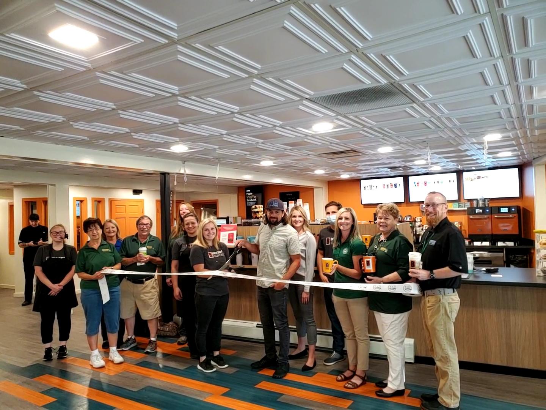 Biggby Coffee Store Opens In Terrace Bay Hotel Lobby