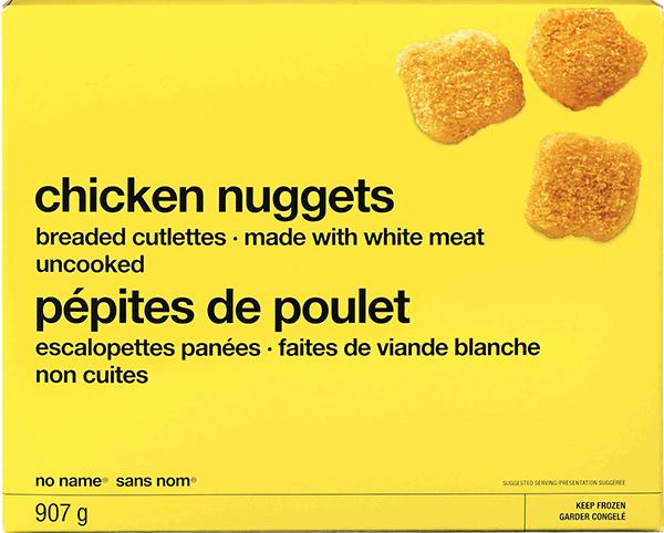 Loblaw Recalls Chicken Nuggets Over Possible Salmonella