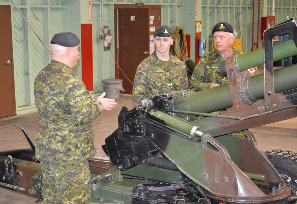 New Streamlined Process For Canadian Army Reservists Welcomed By