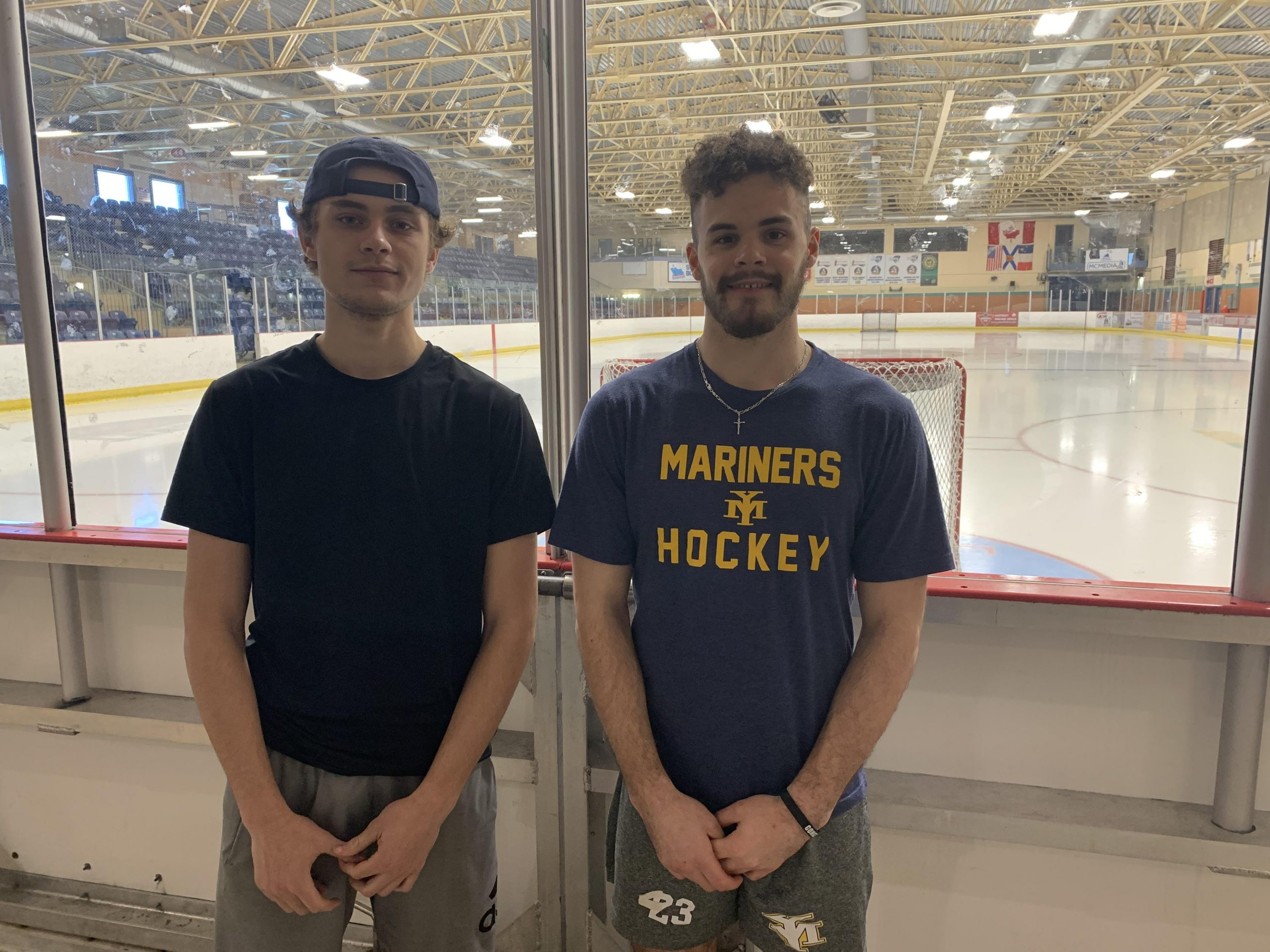 Two Mariners Named MHL All-Stars