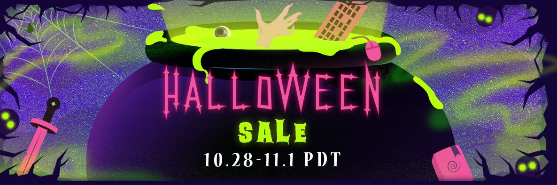 Halloween Steam Sale