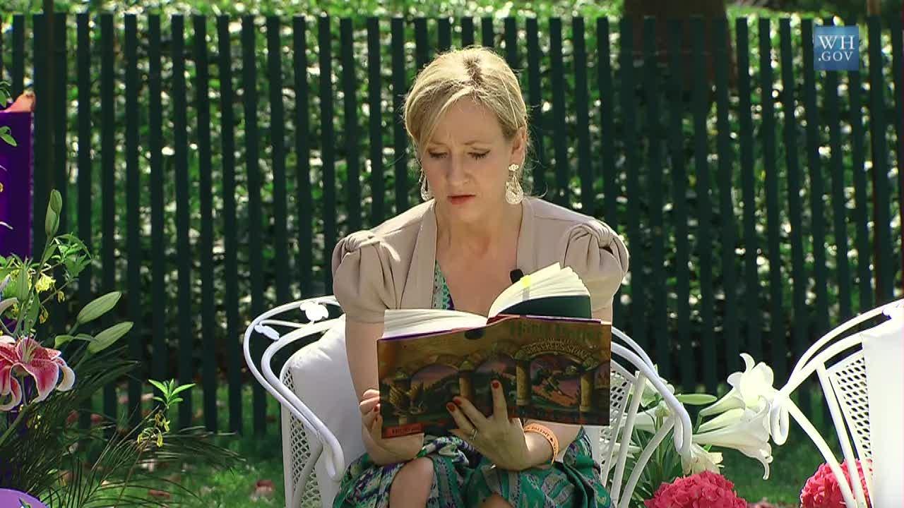 J.K. Rowling Back On The Billionaire List