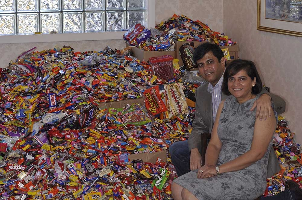 Did you capitalize on National Candy Day? (aka the day after Halloween)