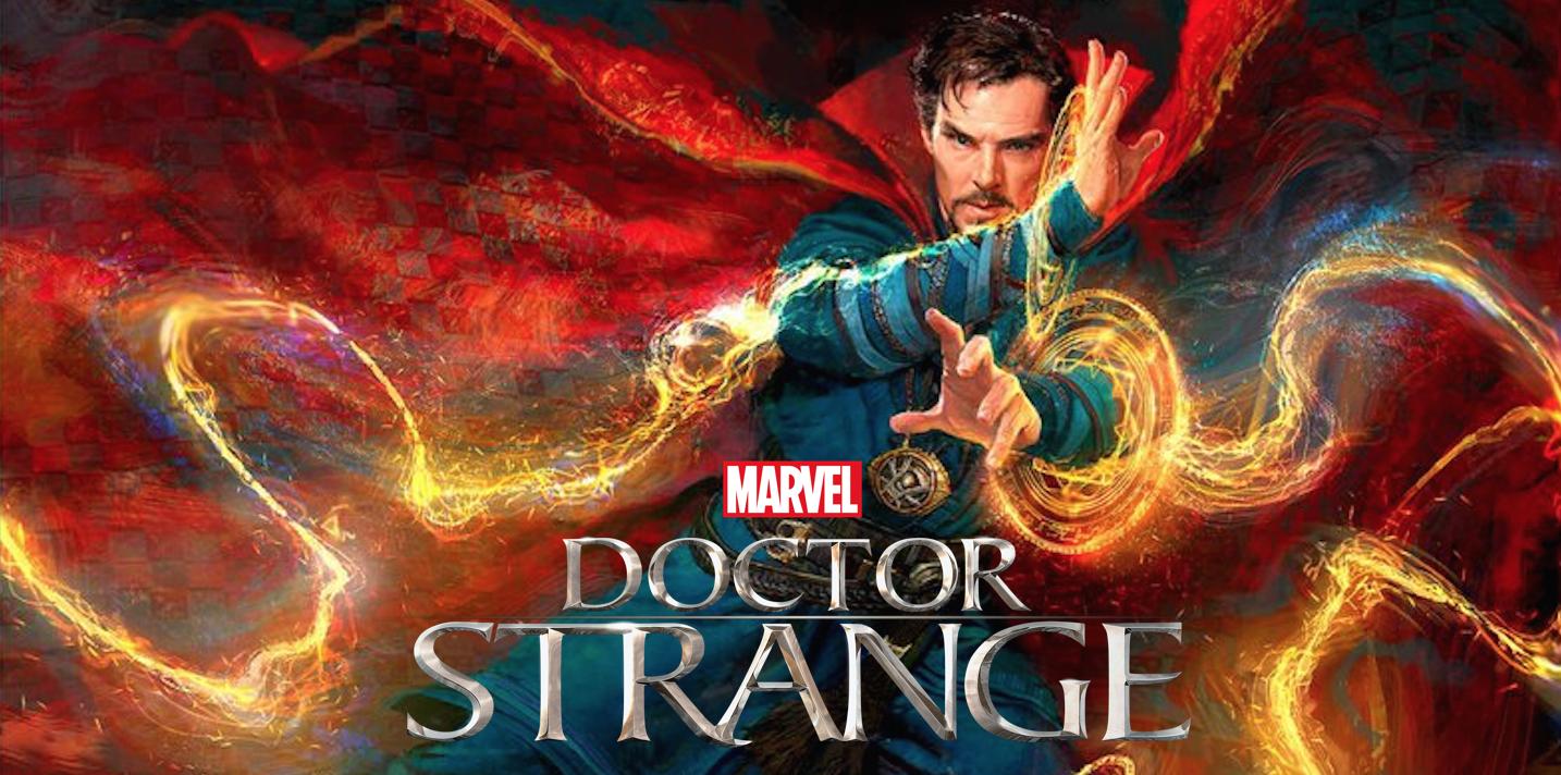 Marvels Doctor Strange!