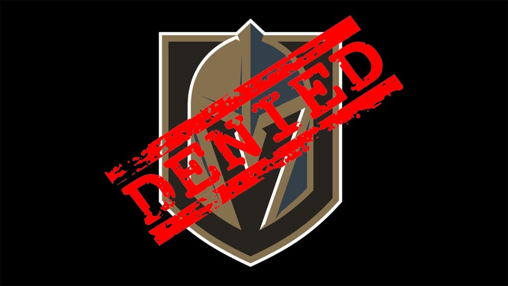 The Vegas Goal Den Knights!