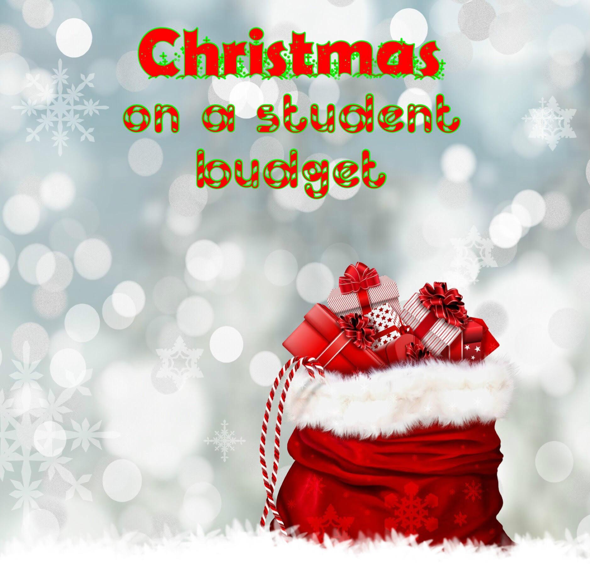 Christmas on a Student Budget