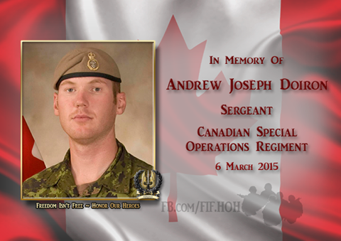 Body Of Metro Moncton Soldier Returns To Canada