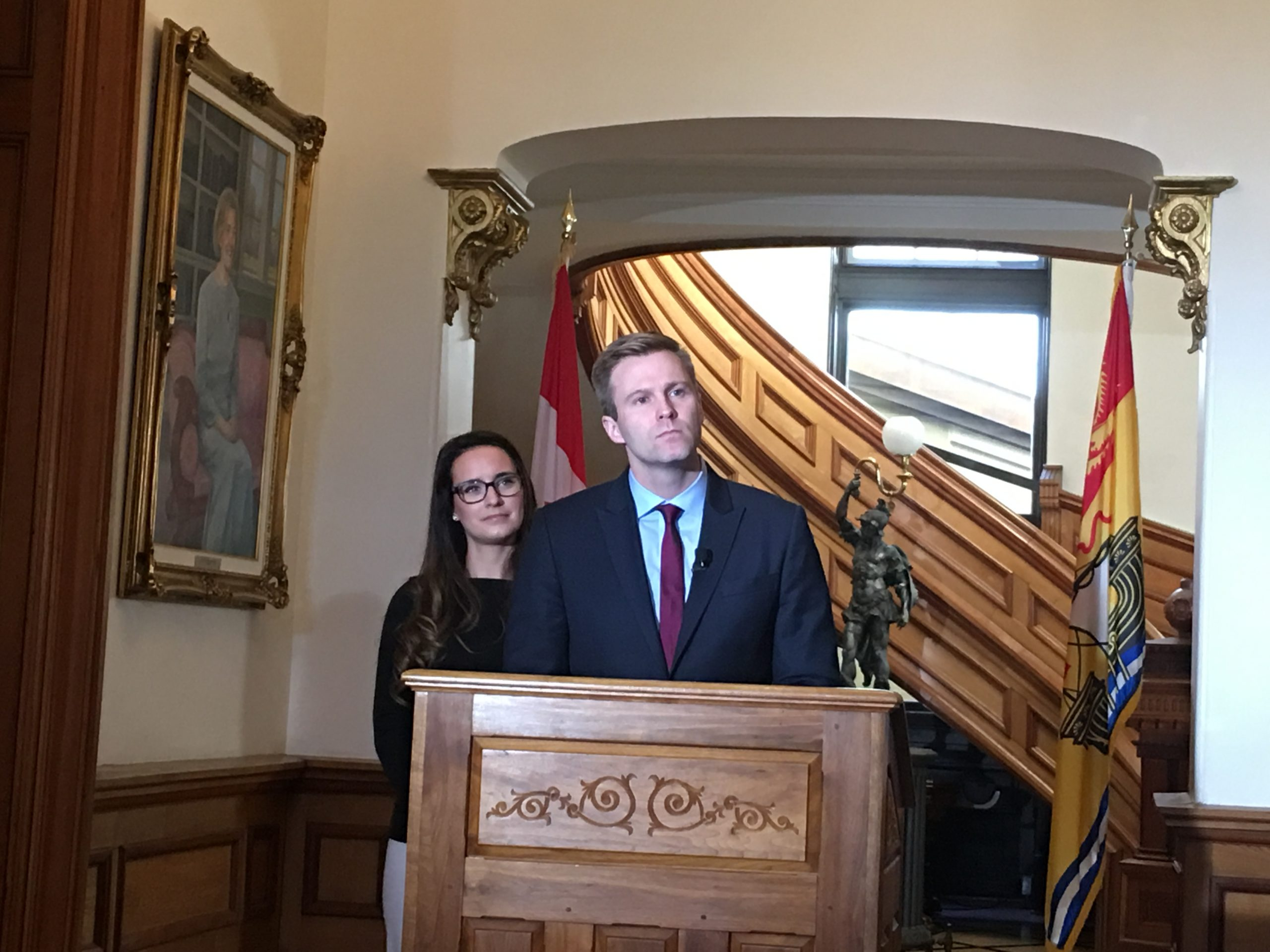 UPDATED: Brian Gallant Will Step Down After New Leader Chosen