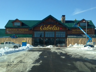 Cabela's Opening Date In Moncton Announced For May
