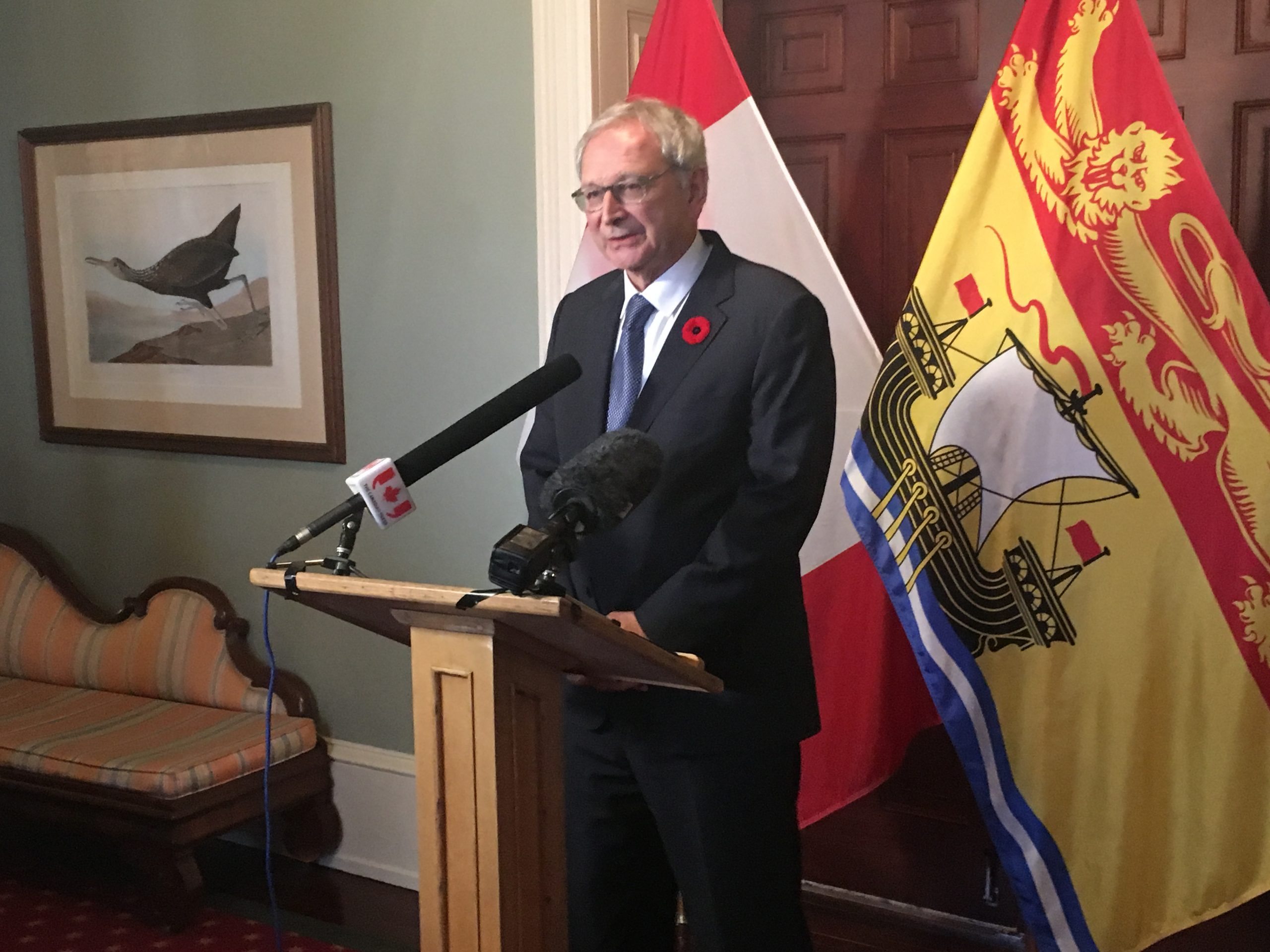 Higgs Calls Fixing Province A Joint Effort